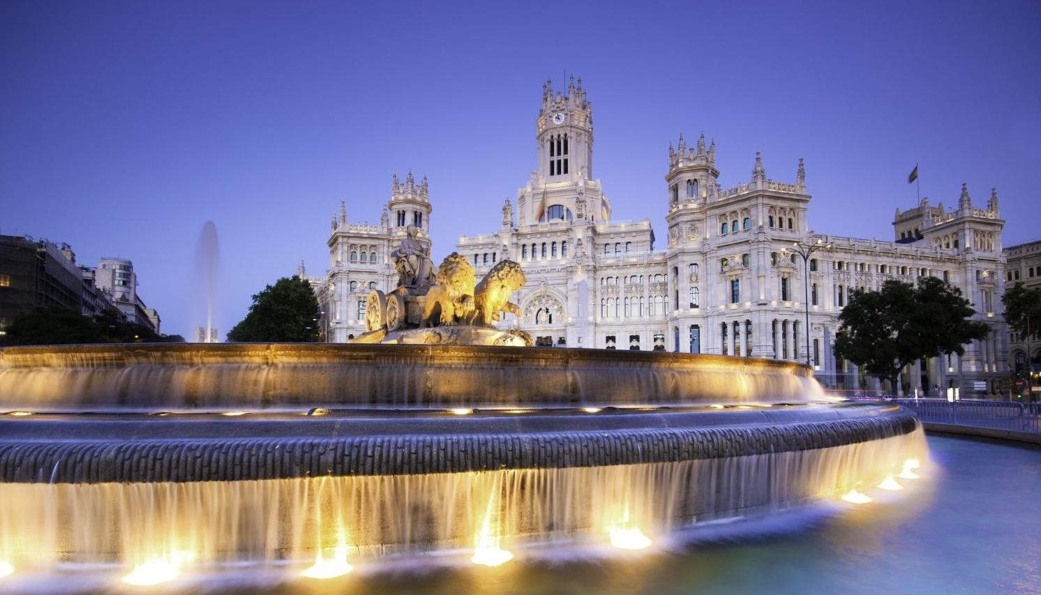 Madrid z Norimberku za 1 295 Kč