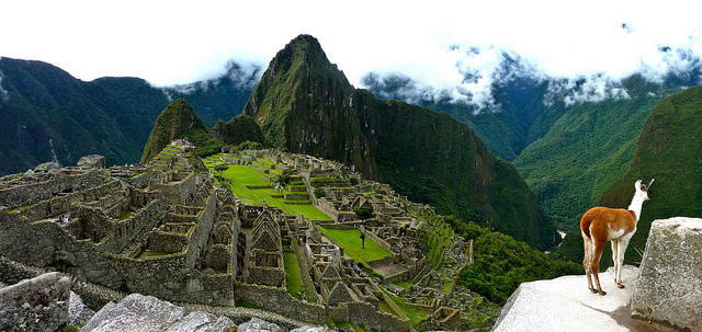 Peru z Mnichova za 13 981 Kč