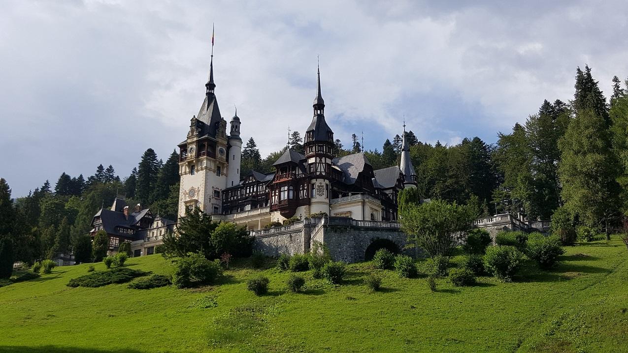 Rumunská Transylvánie a Karpaty za 786 Kč