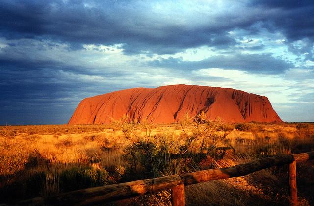 Austrálie ze Záhřebu