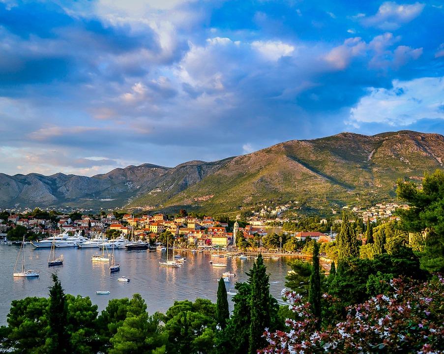 Černá Hora z Budapešti