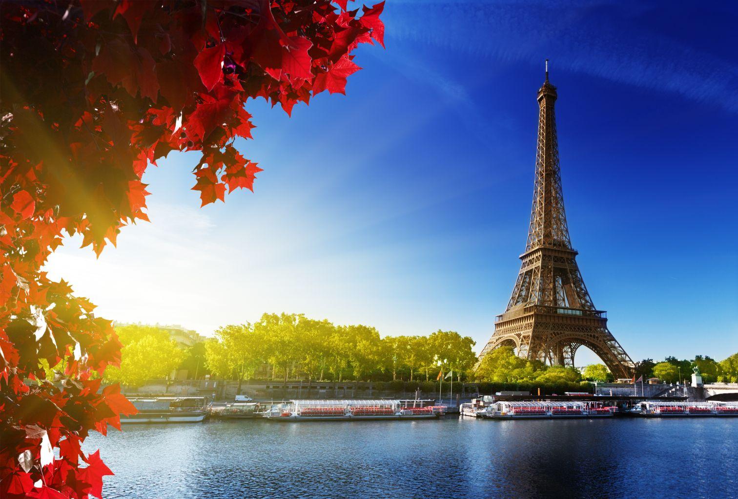 Paříž na prodloužený víkend – 1972 Kč