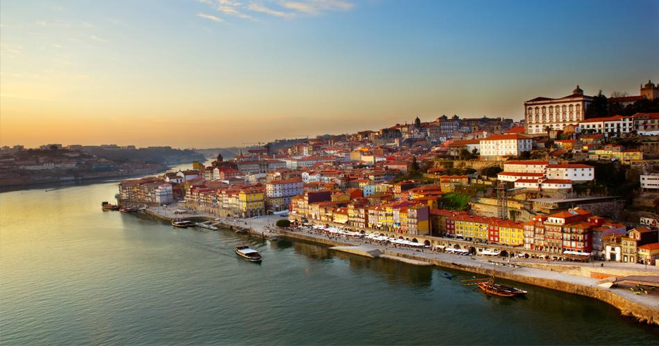 Letní Porto z Norimberku