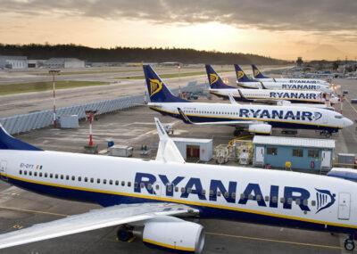 Ryanair: ke každé letence druhá s 50% slevou