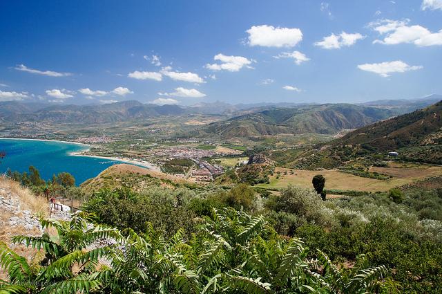 Jarní Sicílie