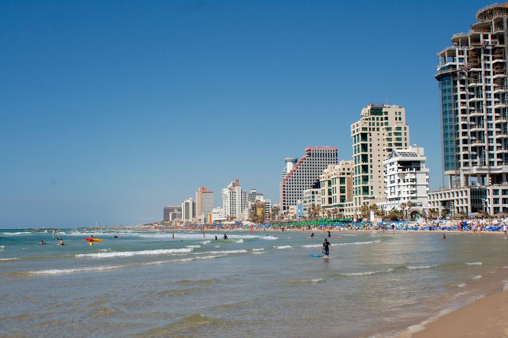 Tel Aviv z Prahy za 2 418 Kč