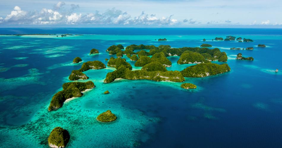 Tichomořské Palau za 16 802 Kč