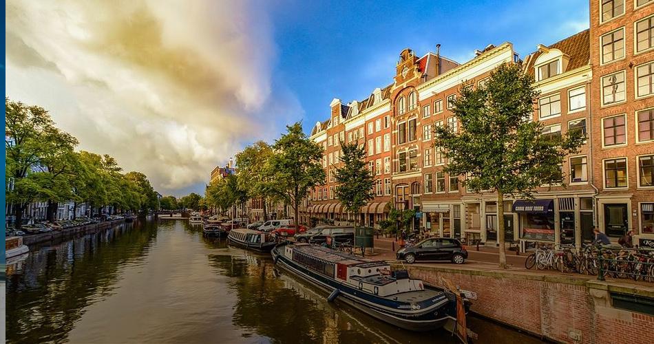 Prázdninový Amsterdam z Prahy za 1 806 Kč