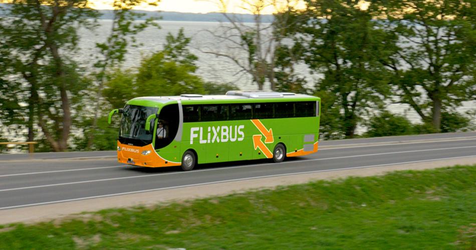 Bus jízdenky do Německa – 54 Kč