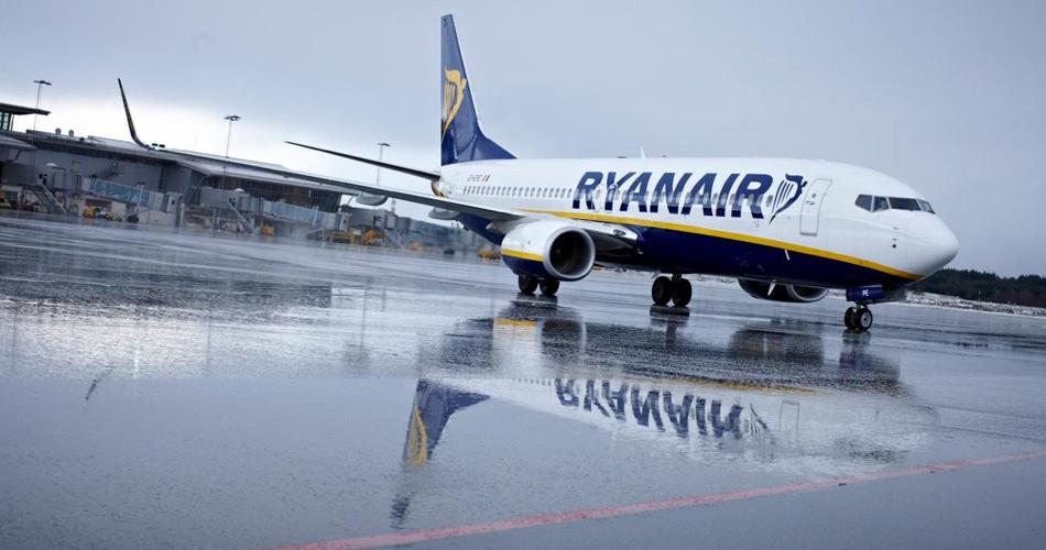 Férové tarify Ryanairu: Londýn od 314 Kč!