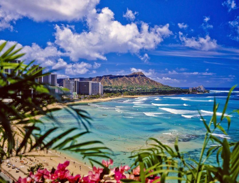 Havajské ostrovy za 12859 Kč