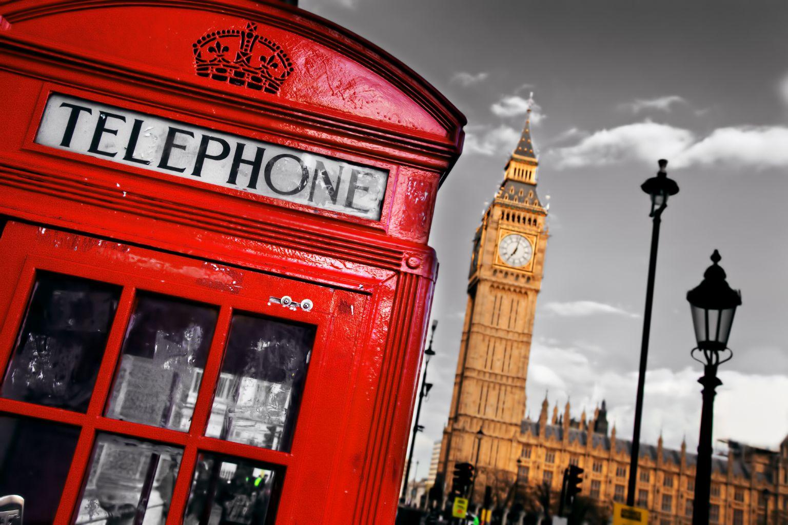 Londýn v létě – 658 Kč