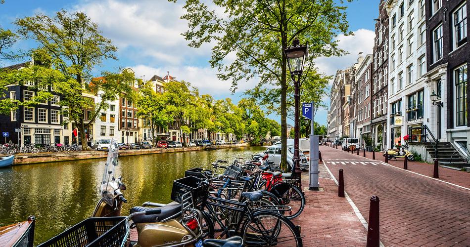 Nizozemí v létě – 688 Kč