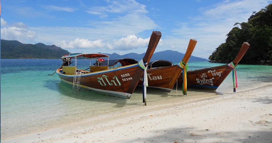 Thajsko v létě – 12 640 Kč