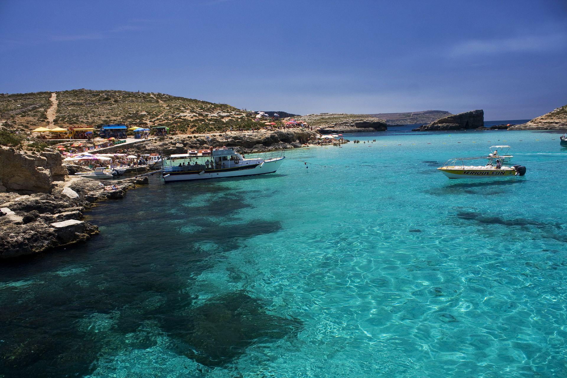 Malta v létě – 1455 Kč