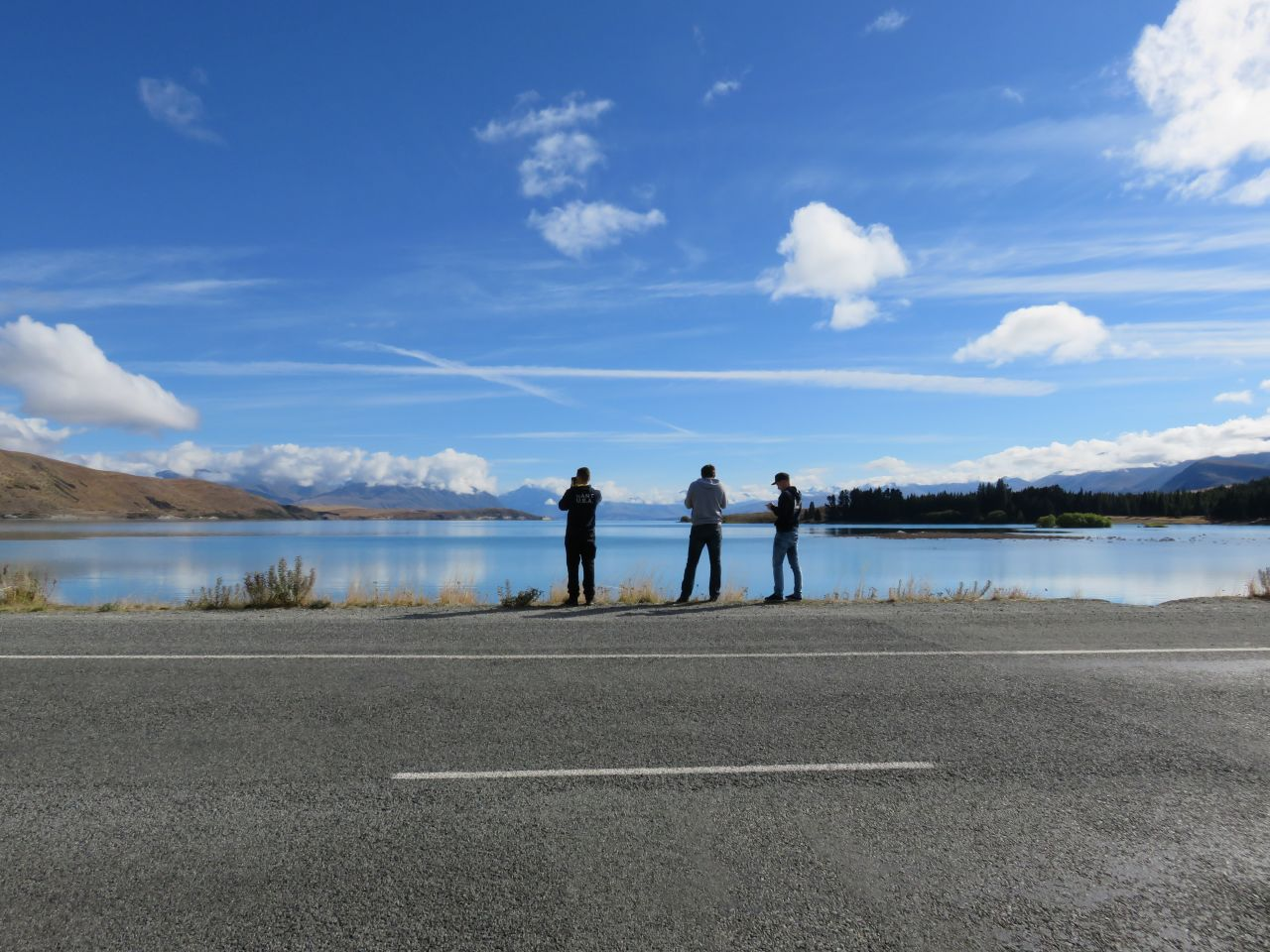 Zápisky z cest: Cesta na Zéland