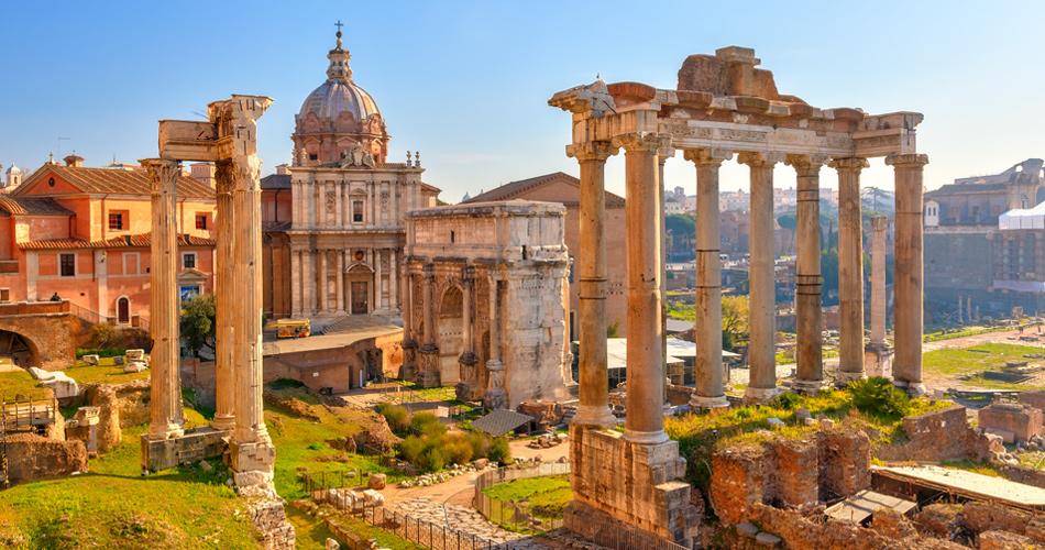 Řím z Prahy – 1192 Kč