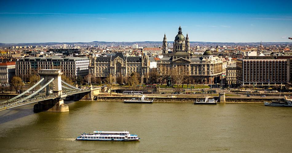 Budapešť z Prahy – 798 Kč