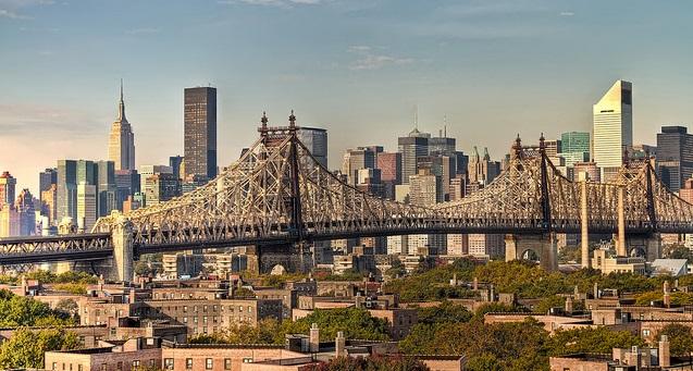 Přímé lety do New Yorku za 10713 Kč