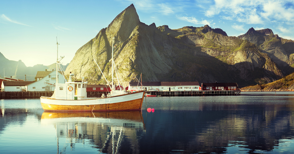Norsko na konec léta – 478 Kč