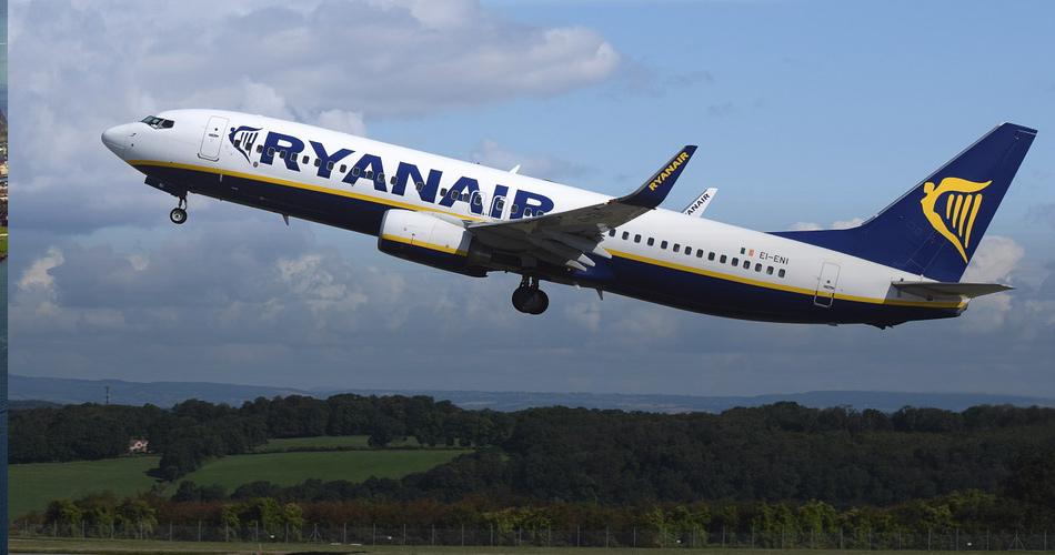Pecka! Výprodej letenek u Ryanairu