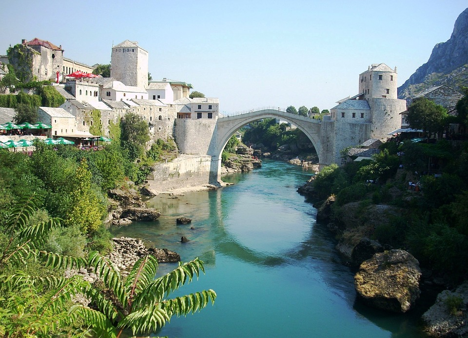 Prodloužený víkend v Bosně za 522 Kč