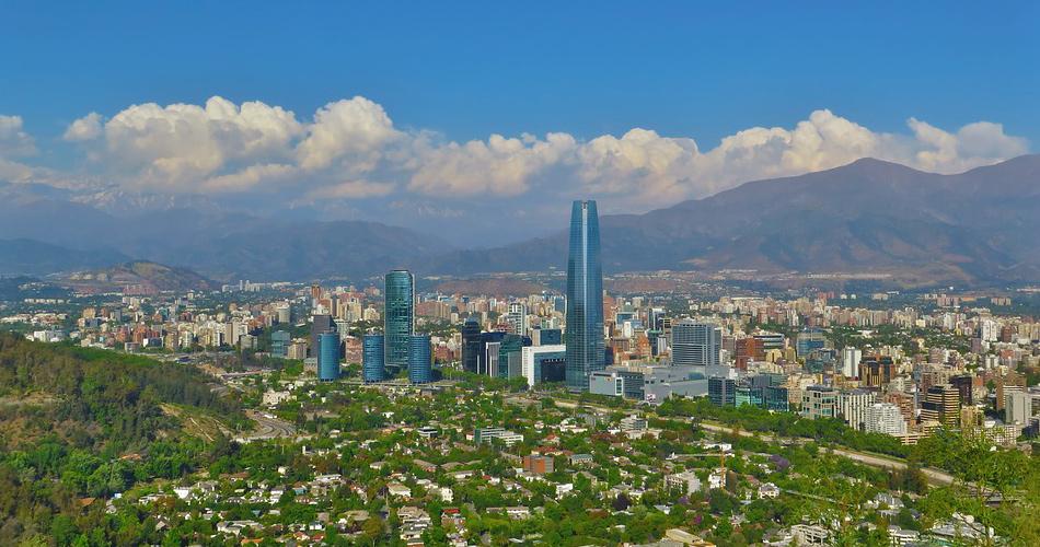 Santiago de Chile za 12 394 Kč