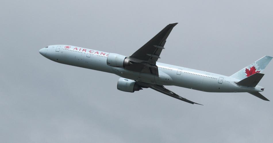 Info k letenkám s Air Canada