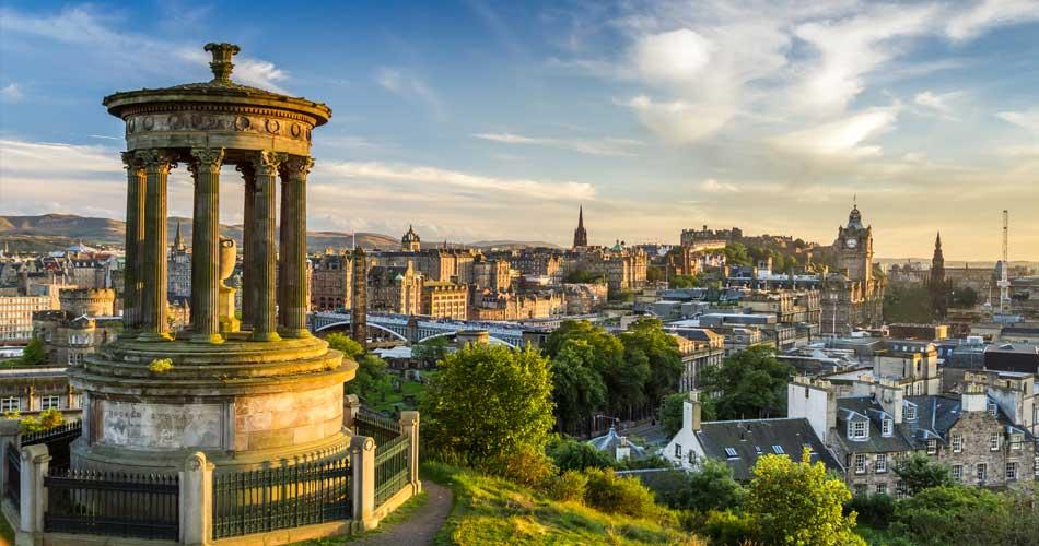 Skotsko – Edinburgh z Prahy za 1 078 Kč