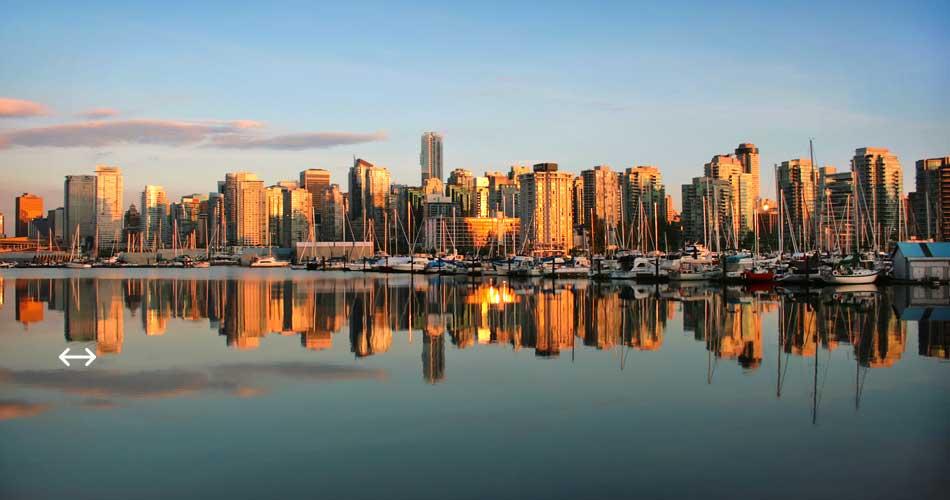 Kanada – Vancouver od 9 267 Kč