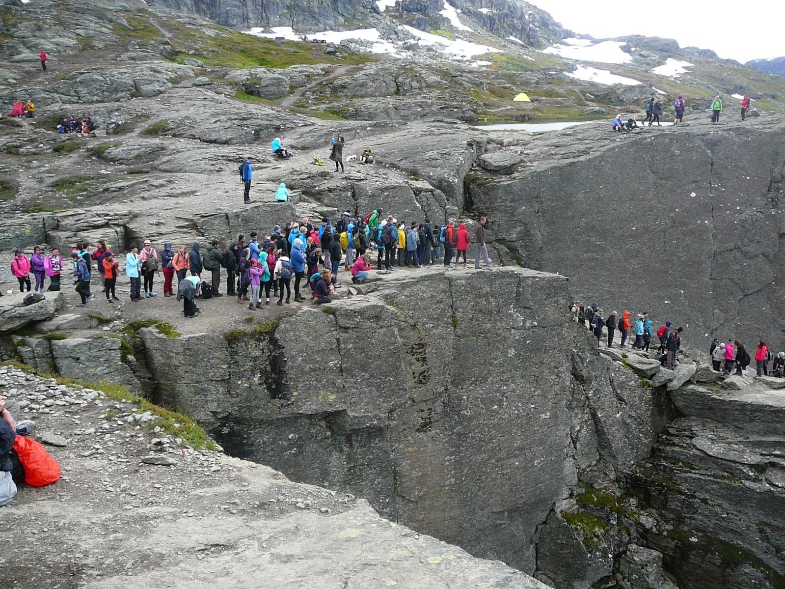 Norsko: levná pouť drahou zemí