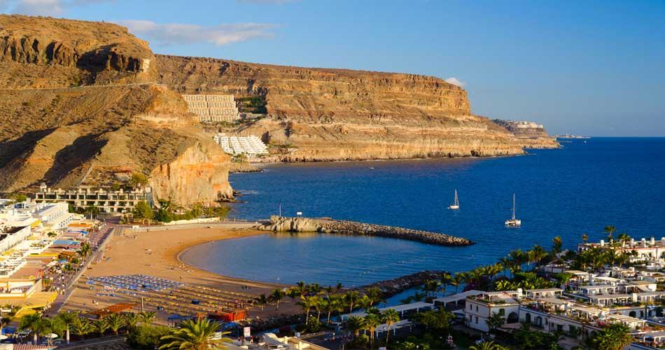 Kanárské ostrovy – Gran Canaria za 2 020 Kč