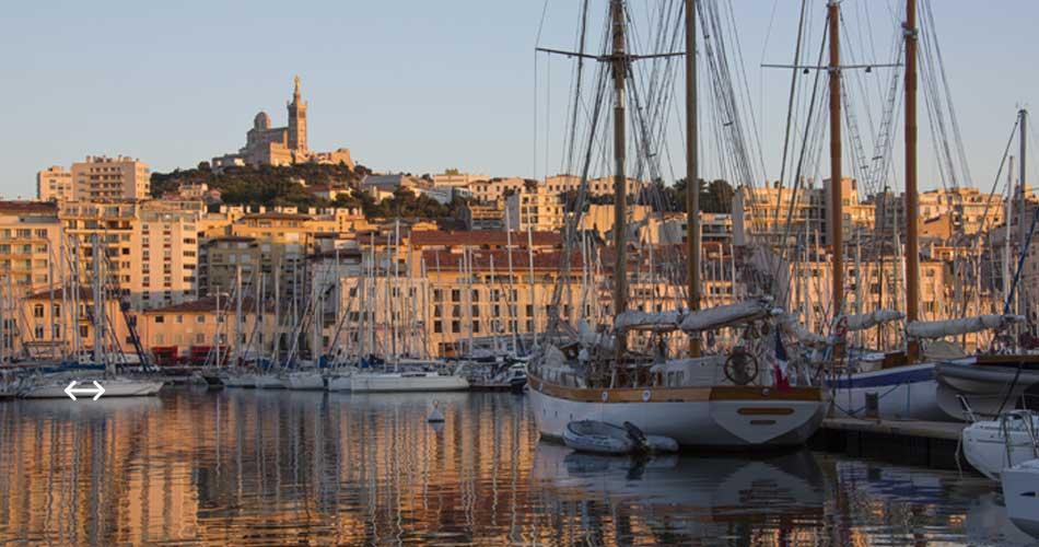 Francie – Marseille / Bordeaux z Prahy za 888 Kč