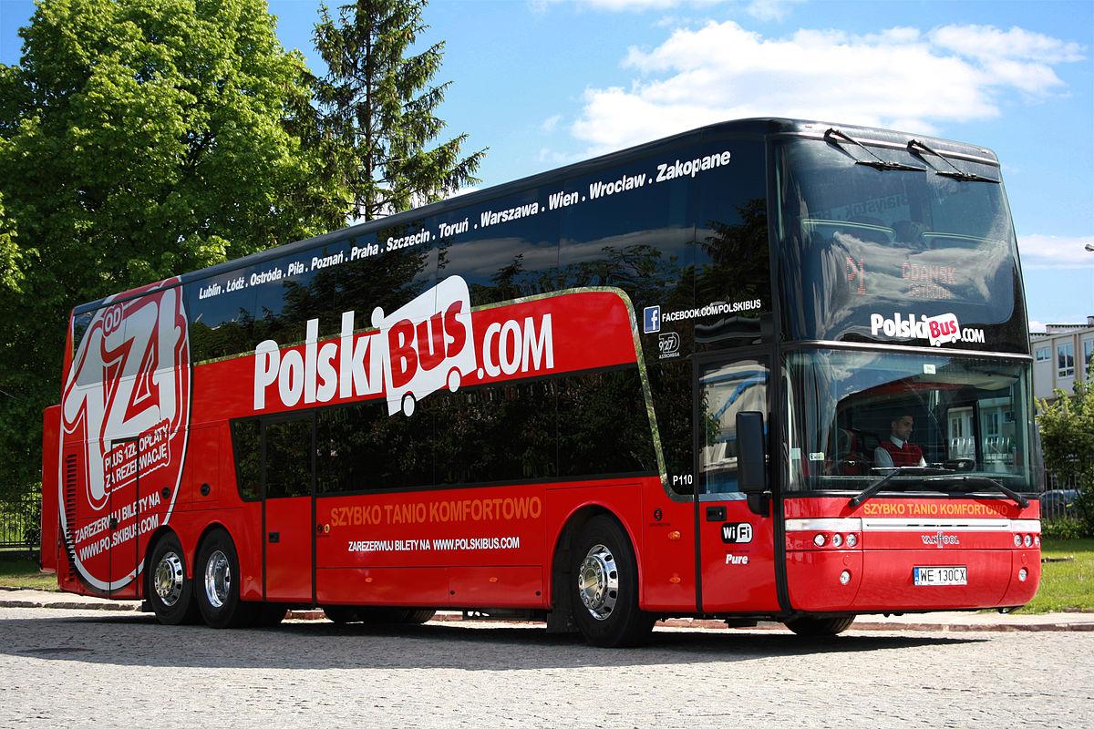 Akce Polskibus: nejen Wroclaw z Prahy za 12 Kč