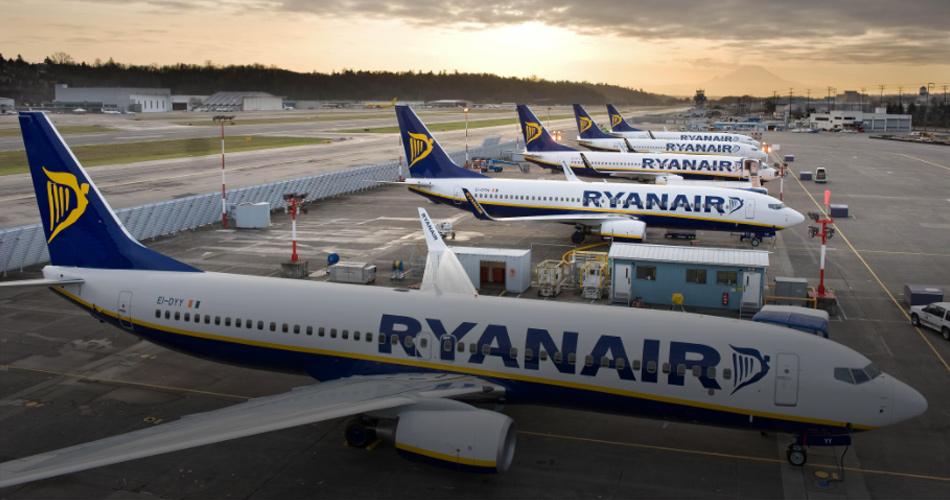 Ryanair mění podmínky u zavazadel