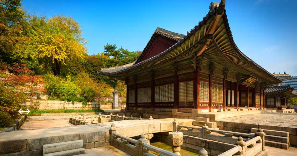 Jižní Korea – Seoul z Berlína za 10 606 Kč