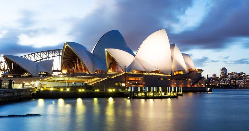 Austrálie – Sydney z Mnichova za 16 676 Kč