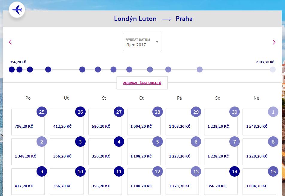 Jak koupit letenky u Wizz Airu?