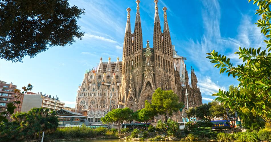 Barcelona z Prahy za 1 238 Kč