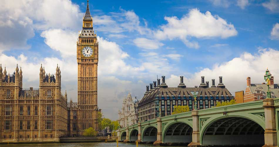 Londýn z Ostravy – od 258 Kč