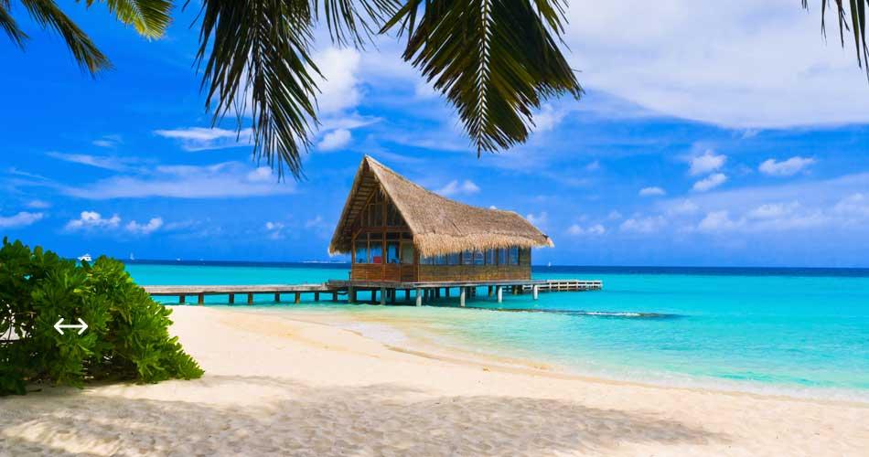 Maledivy + Srí Lanka + Katar = 14 649 Kč