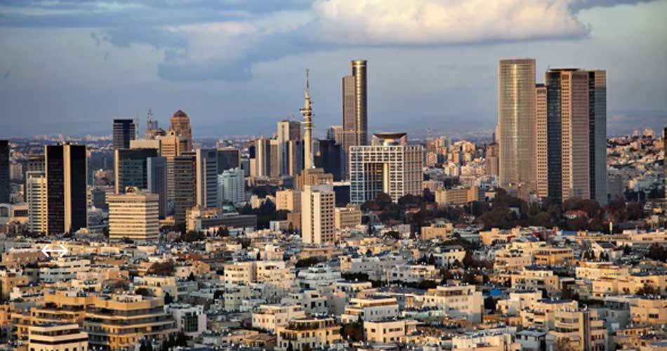 Izrael – Tel Aviv z Prahy za 1 640 Kč
