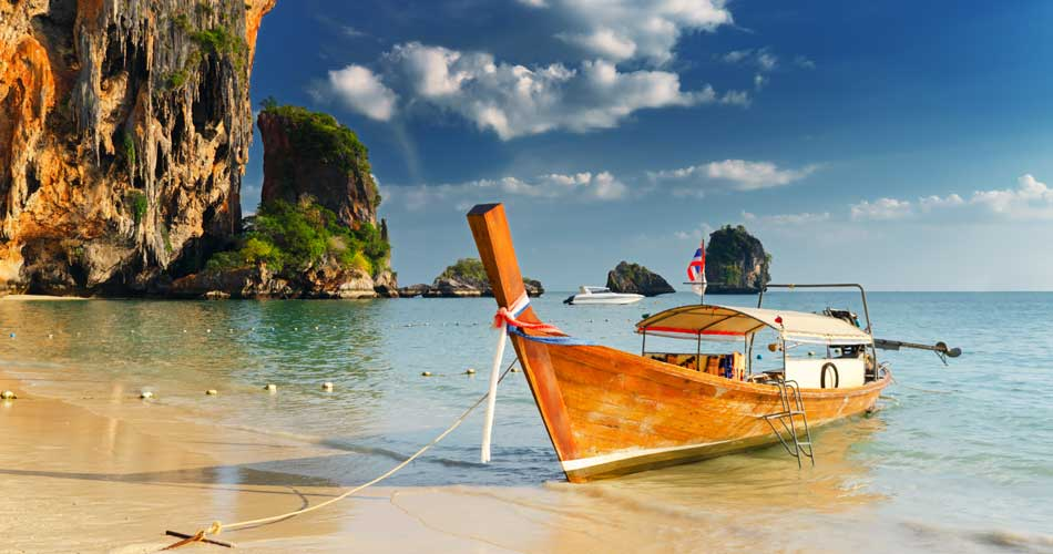 Thajsko – Krabi – 12 503 Kč