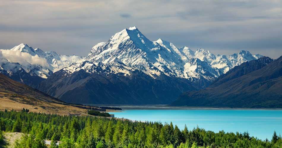 Nový Zéland – Auckland – 15 834 Kč