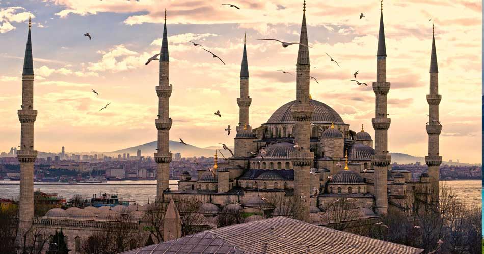 Turecko – Istanbul – 1611 Kč