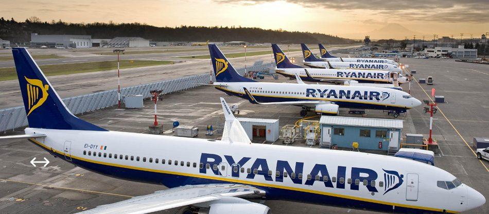 Ryanair: velký výprodej červencových letenek z Prahy i Vídně