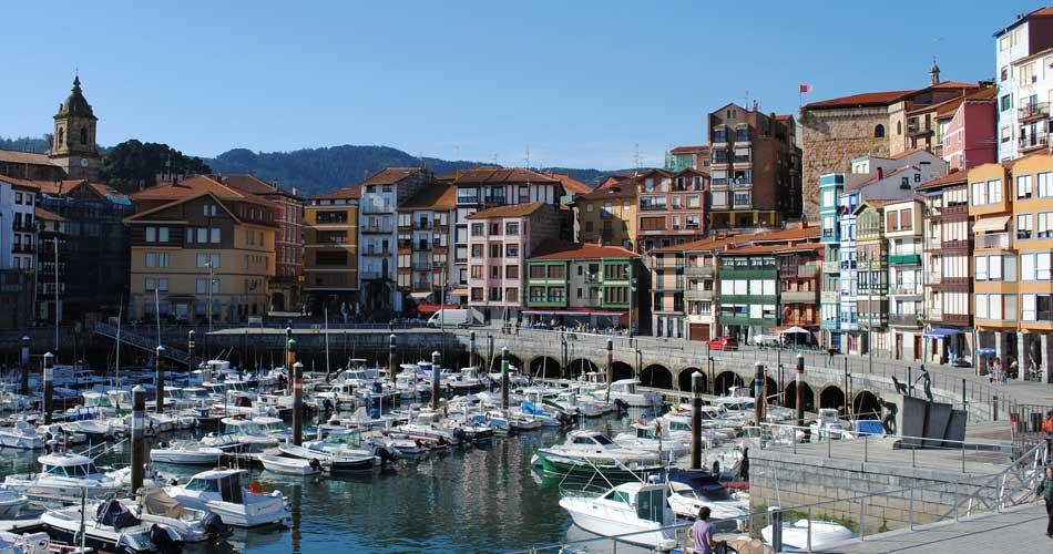 Bilbao z Prahy – 2490 Kč