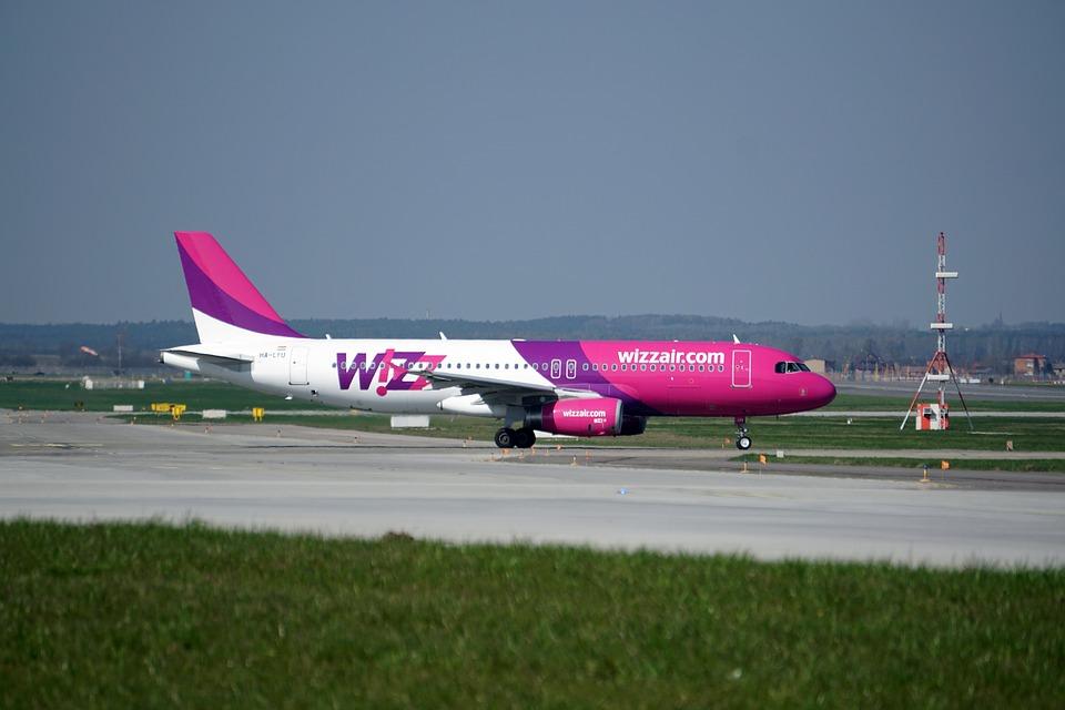 Pink Friday u Wizzairu: letenky od 467 Kč