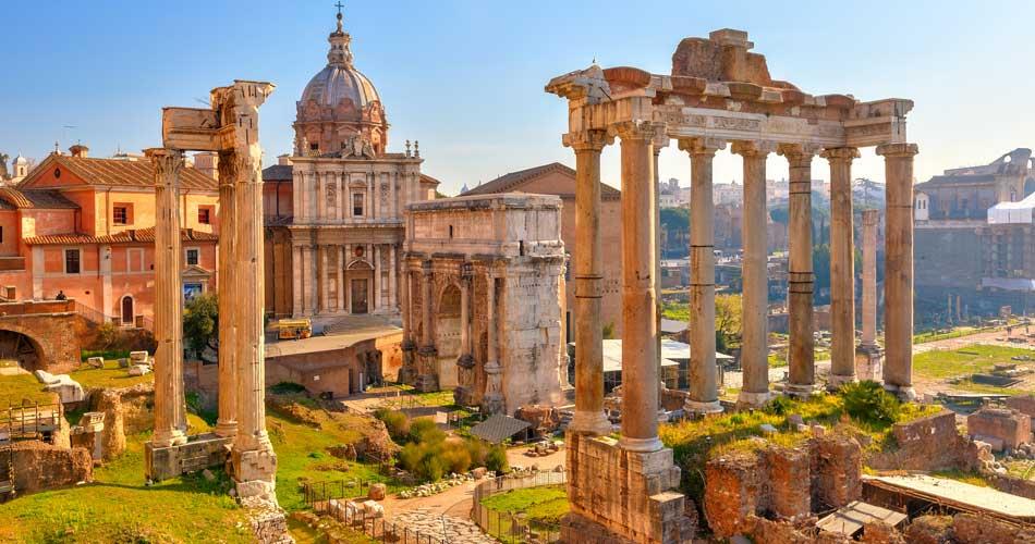 Prodloužený víkend v Římě – 1058 Kč