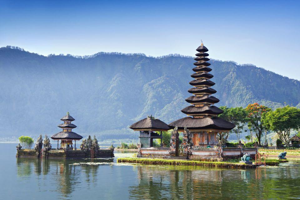 Bali z Bratislavy za 9370 Kč